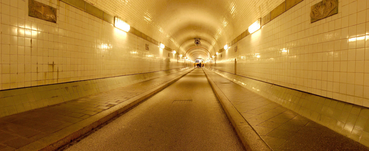 alter tunnel hamburg