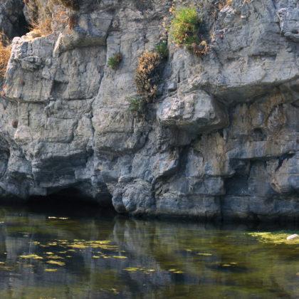 felswand-lagune