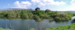 Ätna Panorama Landschaft