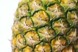 Ananas Schale