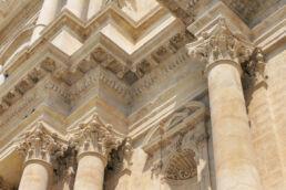 Barock Säulen