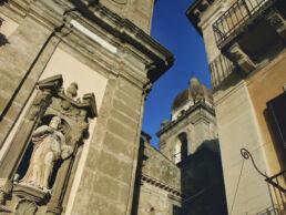 Fassaden Sizilien