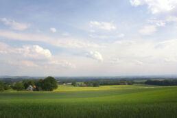 Felder Landschaft