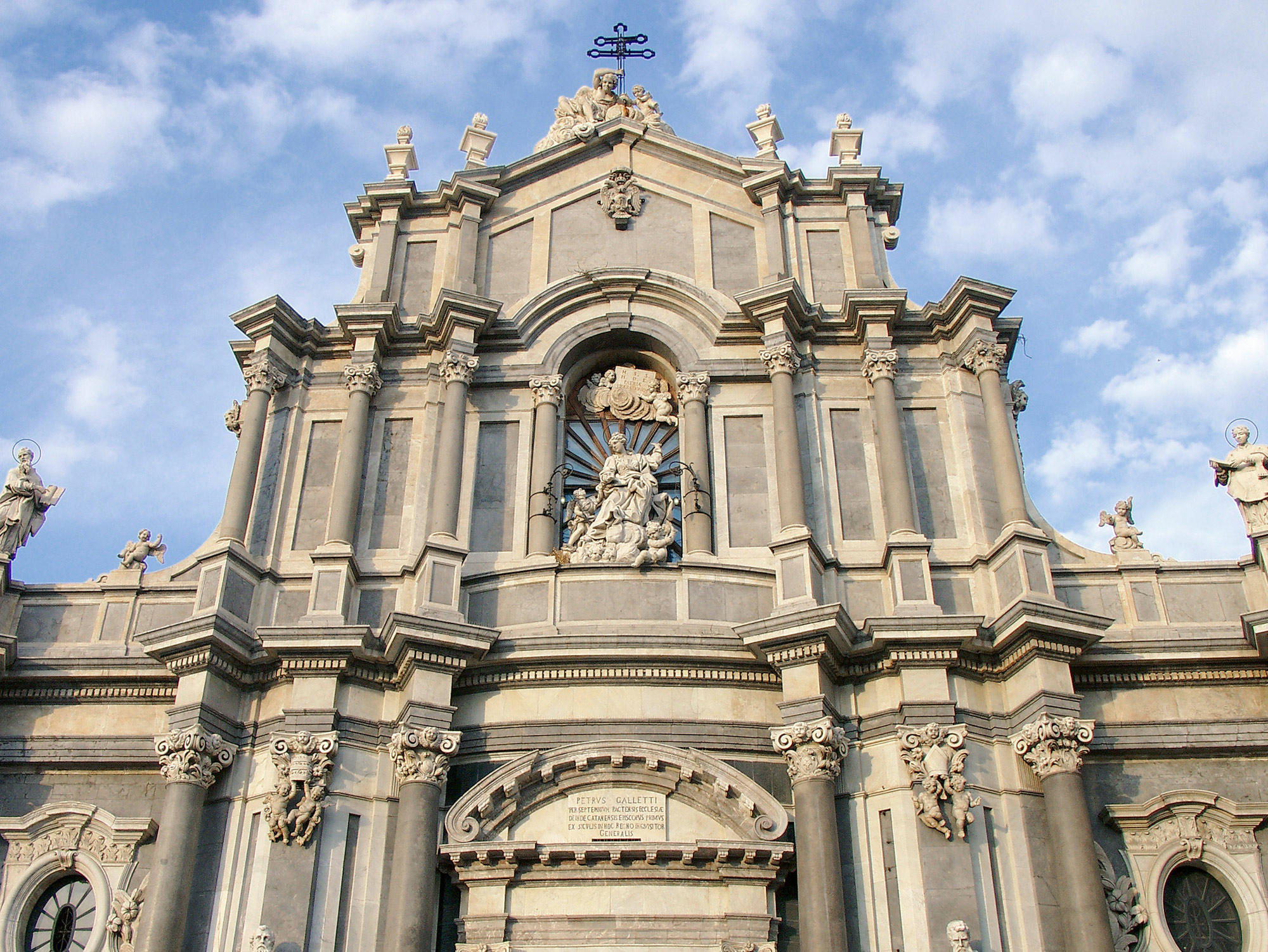 Kathedrale Dom Catania