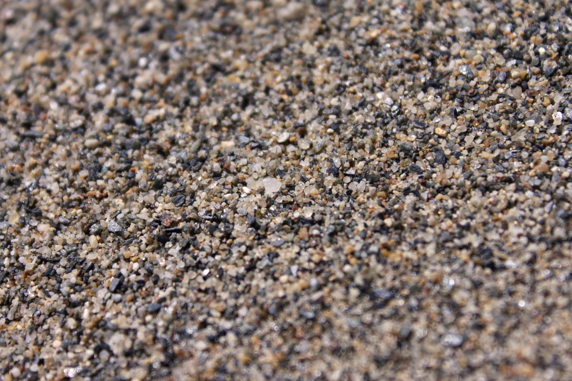 Gravel Sand