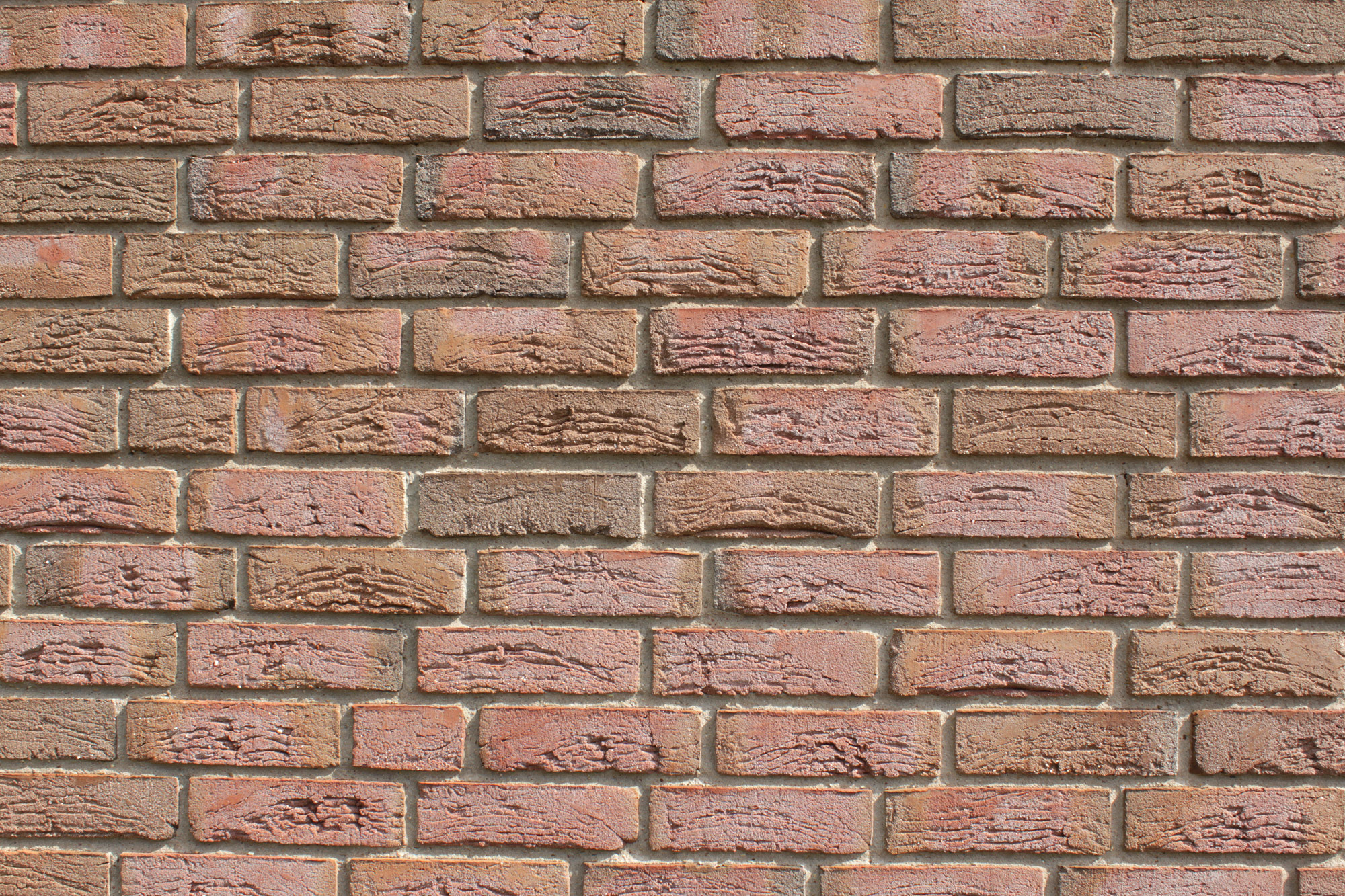 Clinker Bricks House Wall