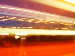 Lichter Bewegung
