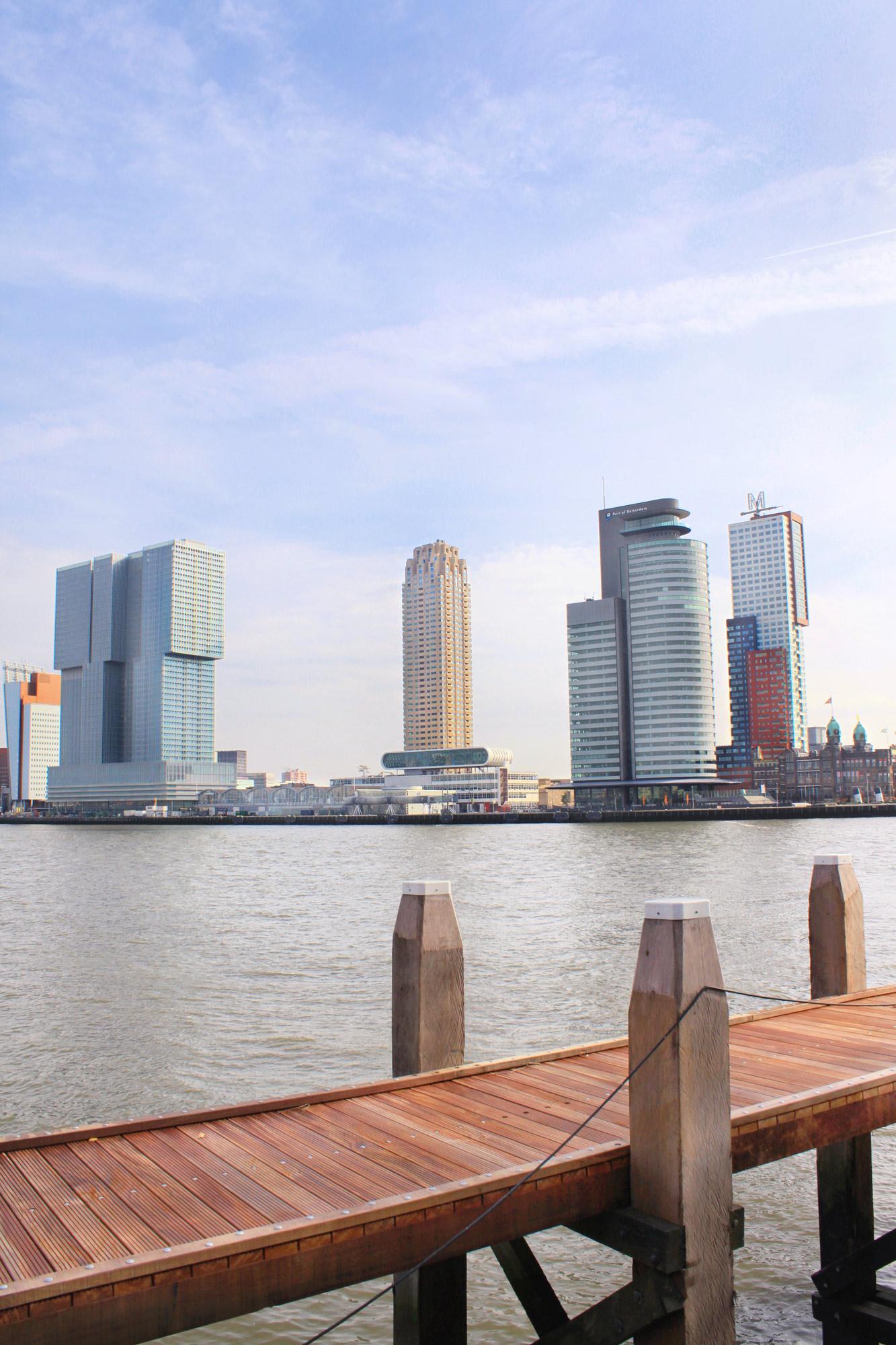 Rotterdam Steg
