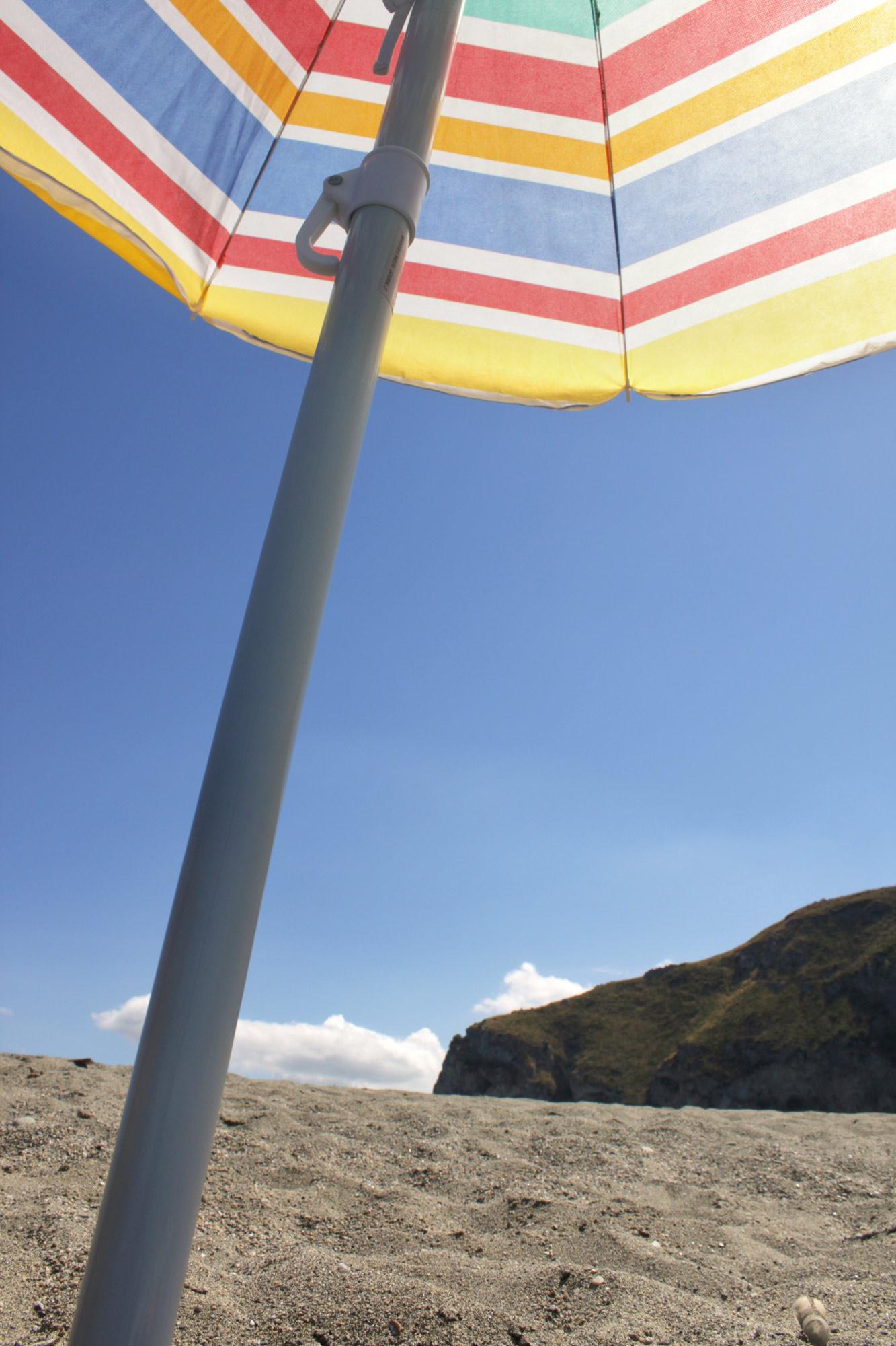 Sonnenschirm Strand