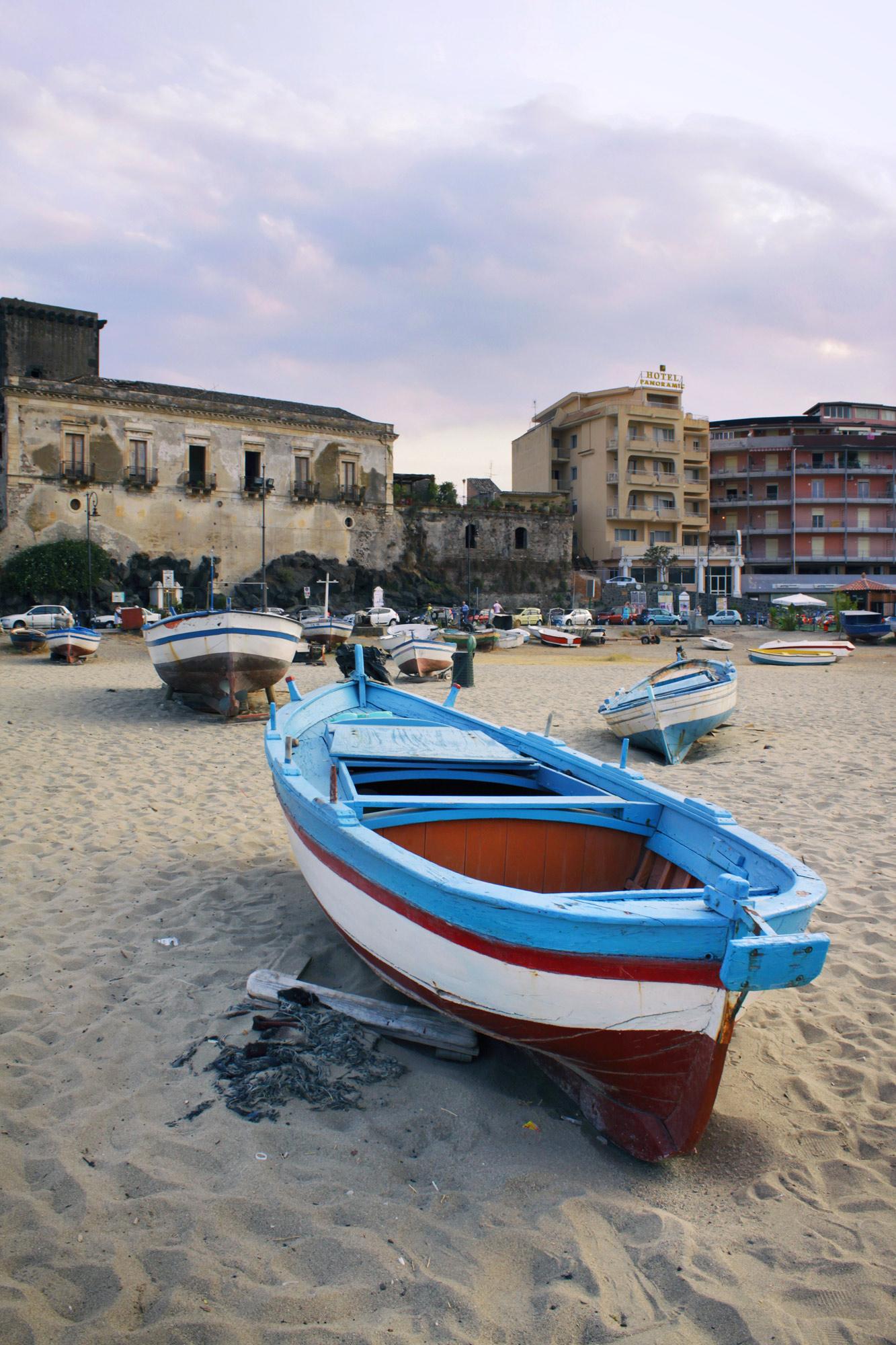 Strand Boote