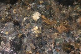 Wasseroberfläche Fluss