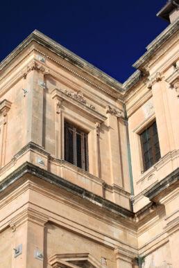 Alte Hausfassade Italien