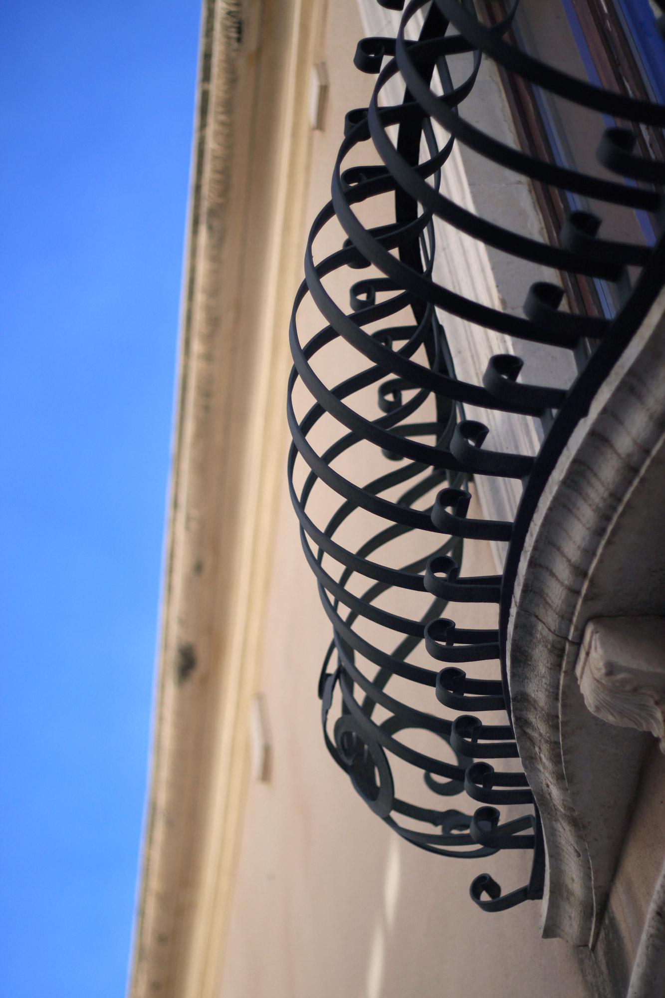 Baroque Balcony Sicily