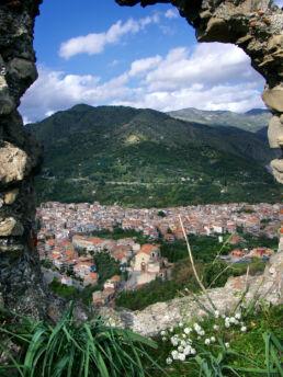 Dorf Berge