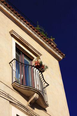 Fenster Haus Italien