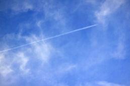Flugzeug Himmel