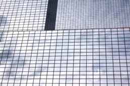 Iochhaus Glasfront