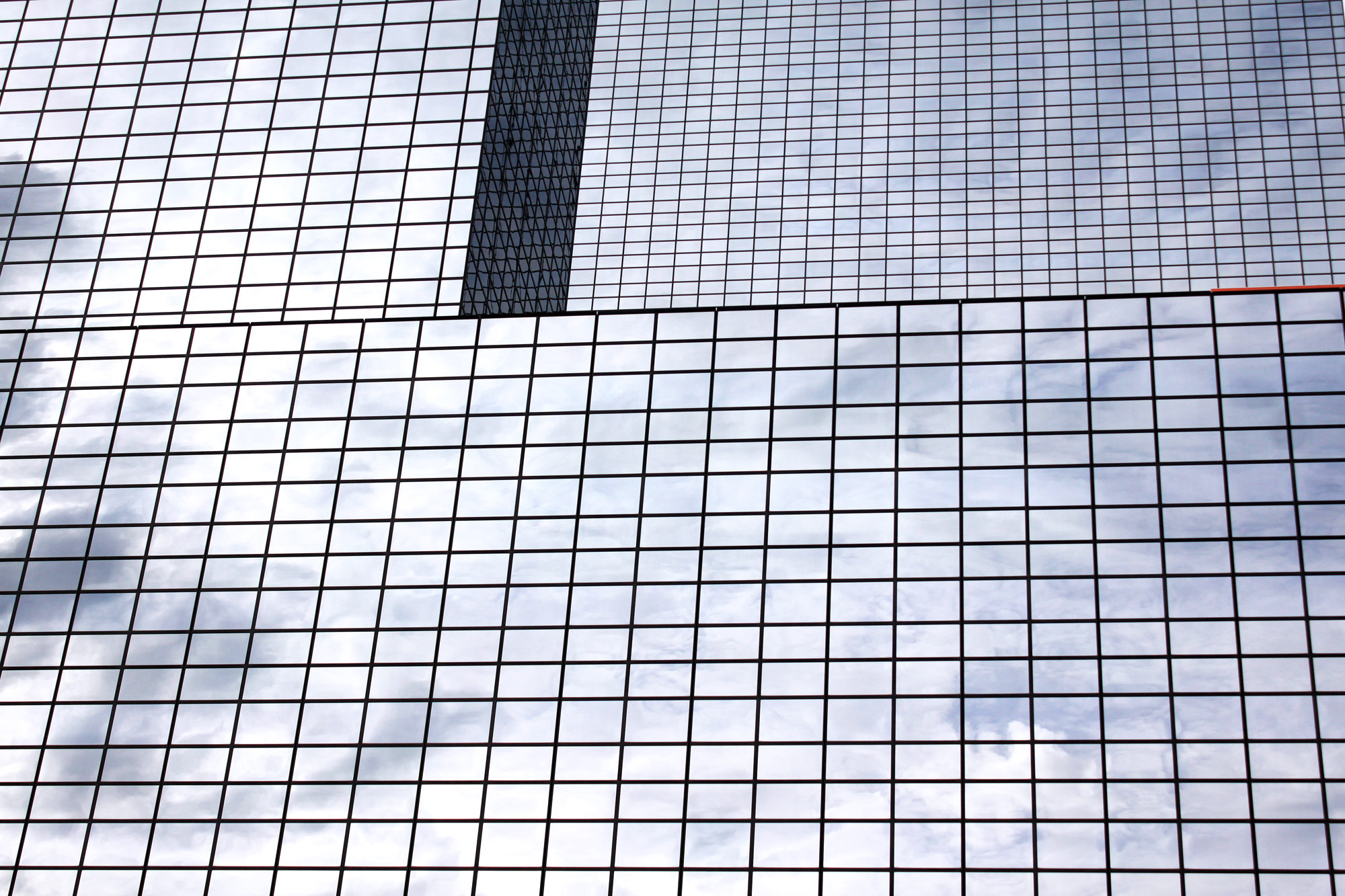 Skyscraper Glass Façade