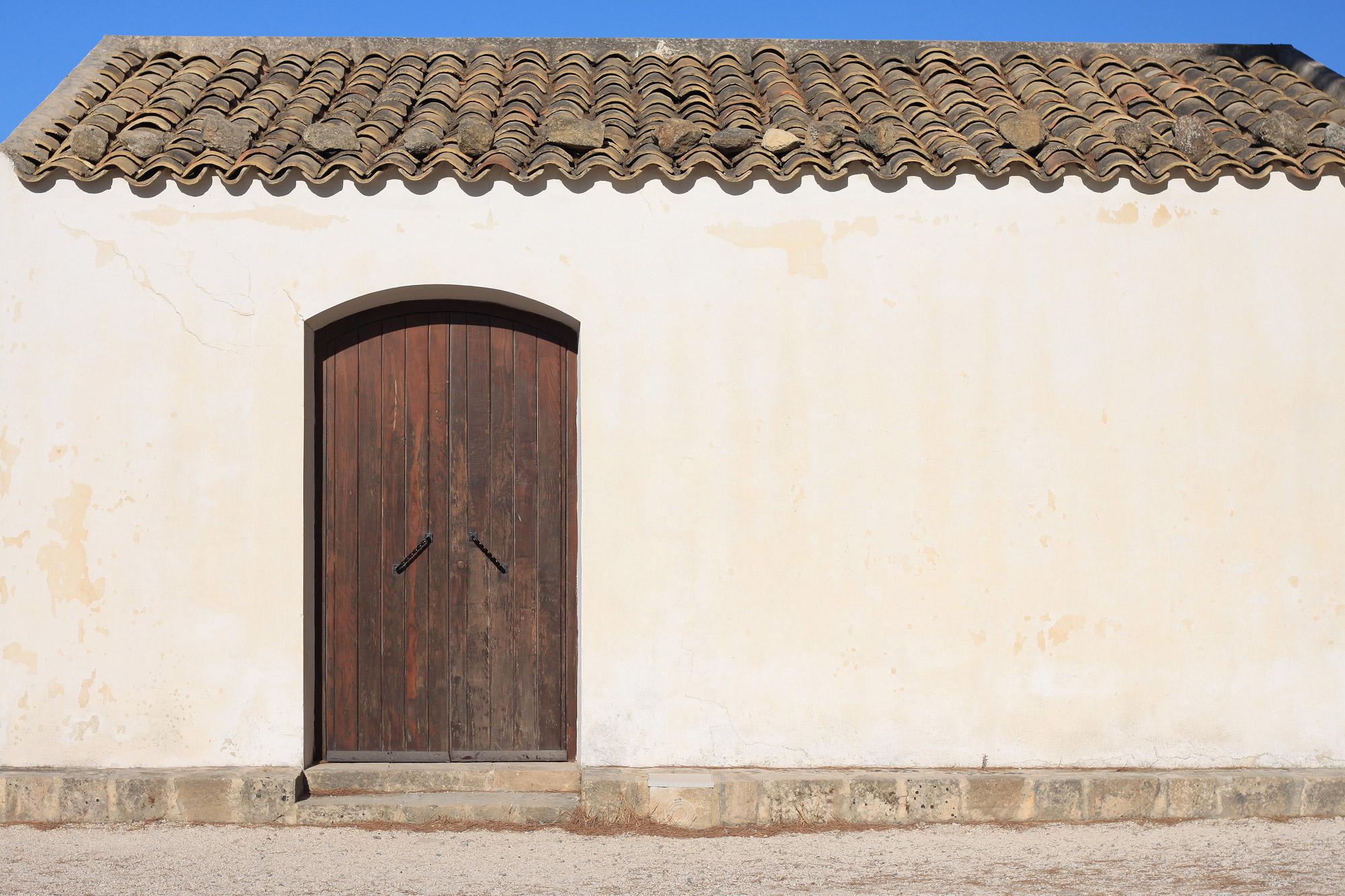 Kleines Haus Sizilien