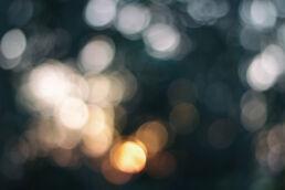 Lichtpunkte dunkel
