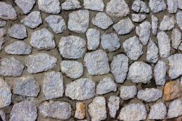 Mauer Natursteine