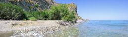Naturstrand Sizilien