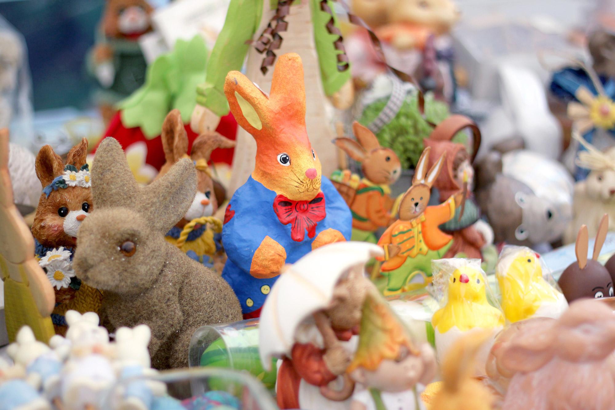 Ostern Trödelmarkt
