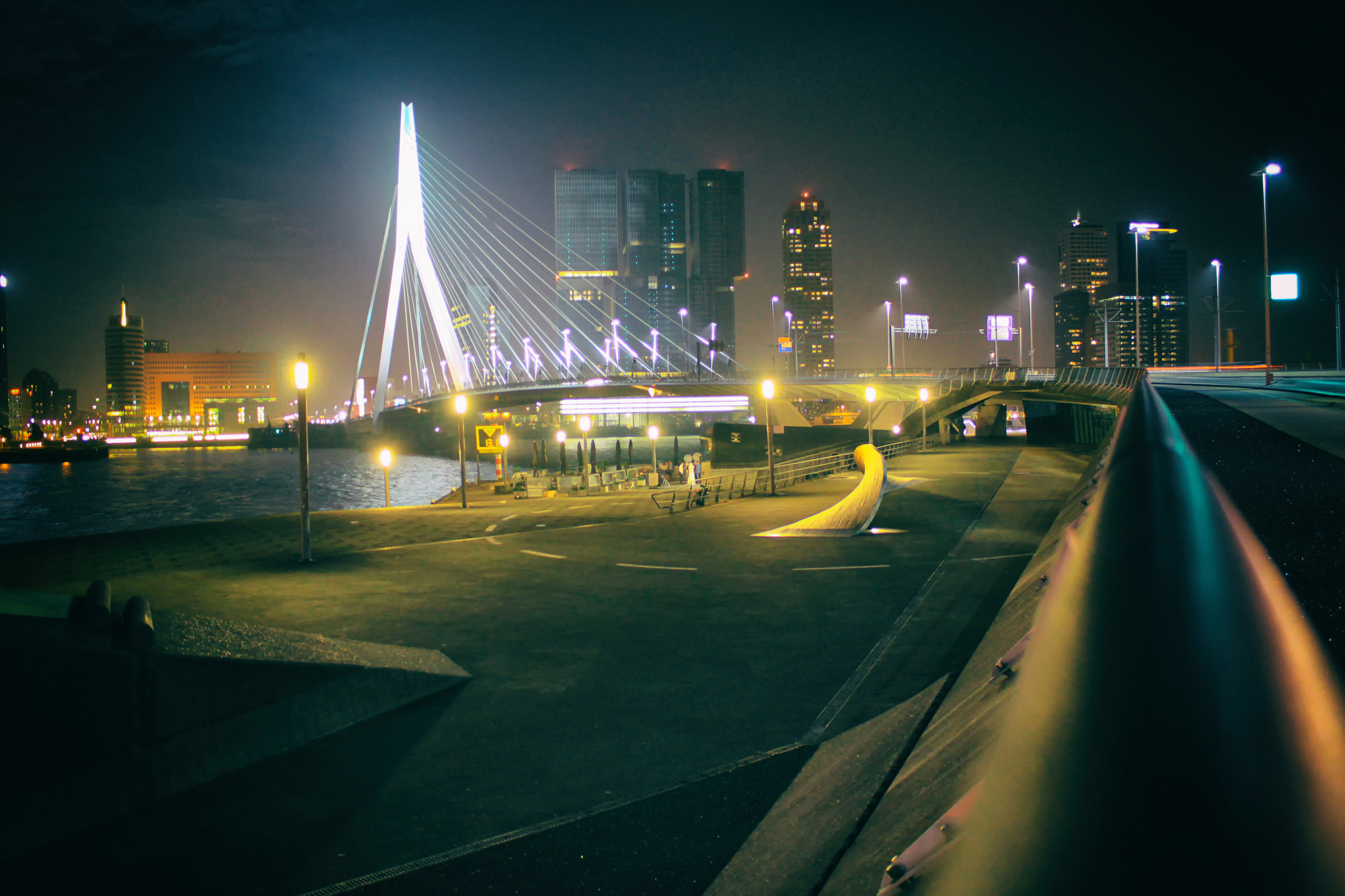 Rotterdam Nacht