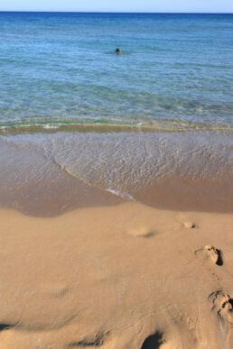 Schwimmen Meer