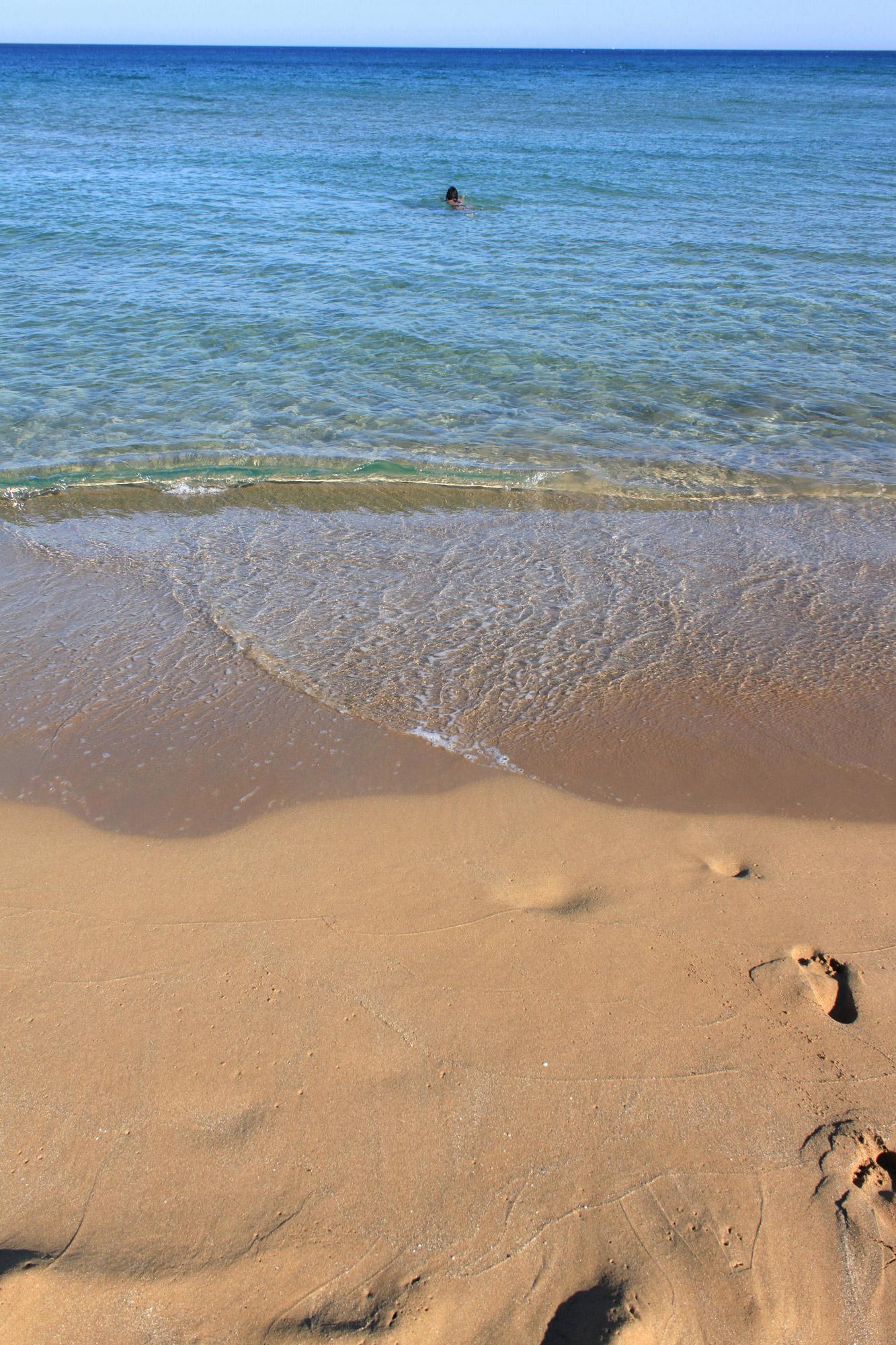 Swimming Sea