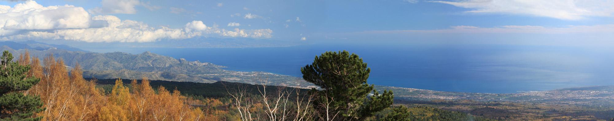 Sicily East Coast