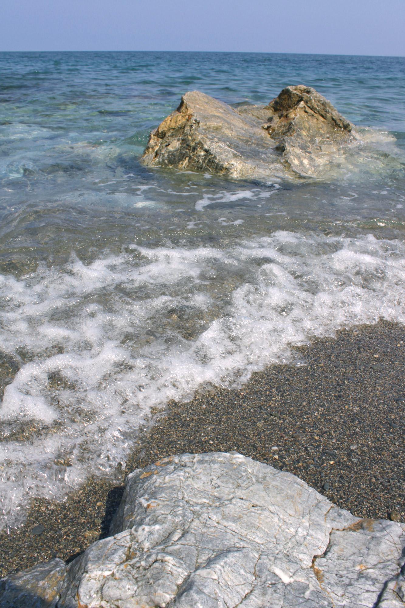 Steine Meer