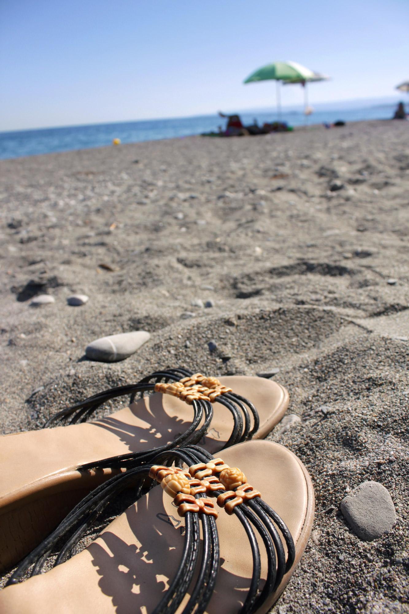 Strandschuhe Urlaub