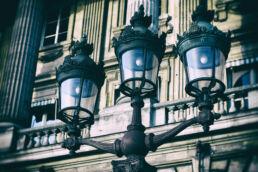 Strassenlaterne Altstadt