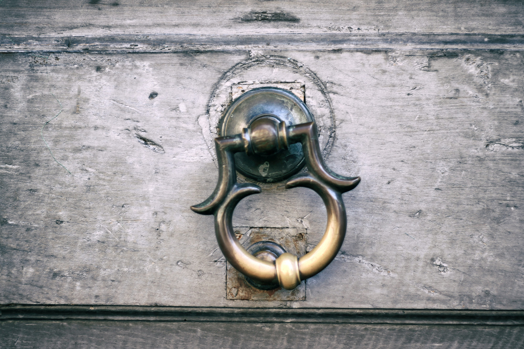 Door Knocker Old