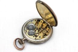 Uhrwerk antike Taschenuhr