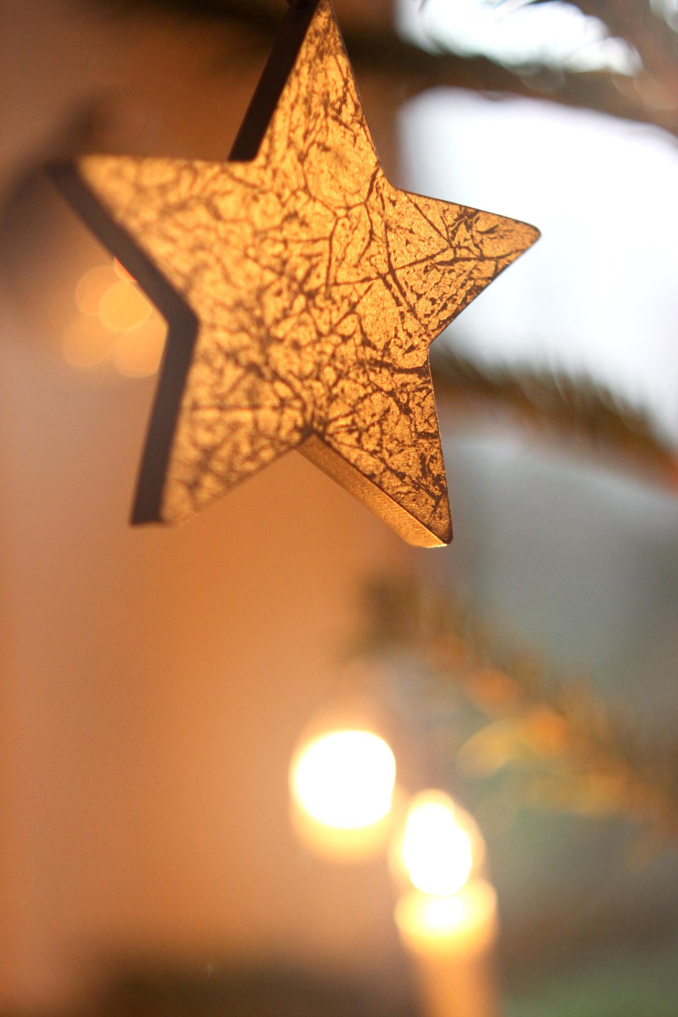 Weihnachten Stern