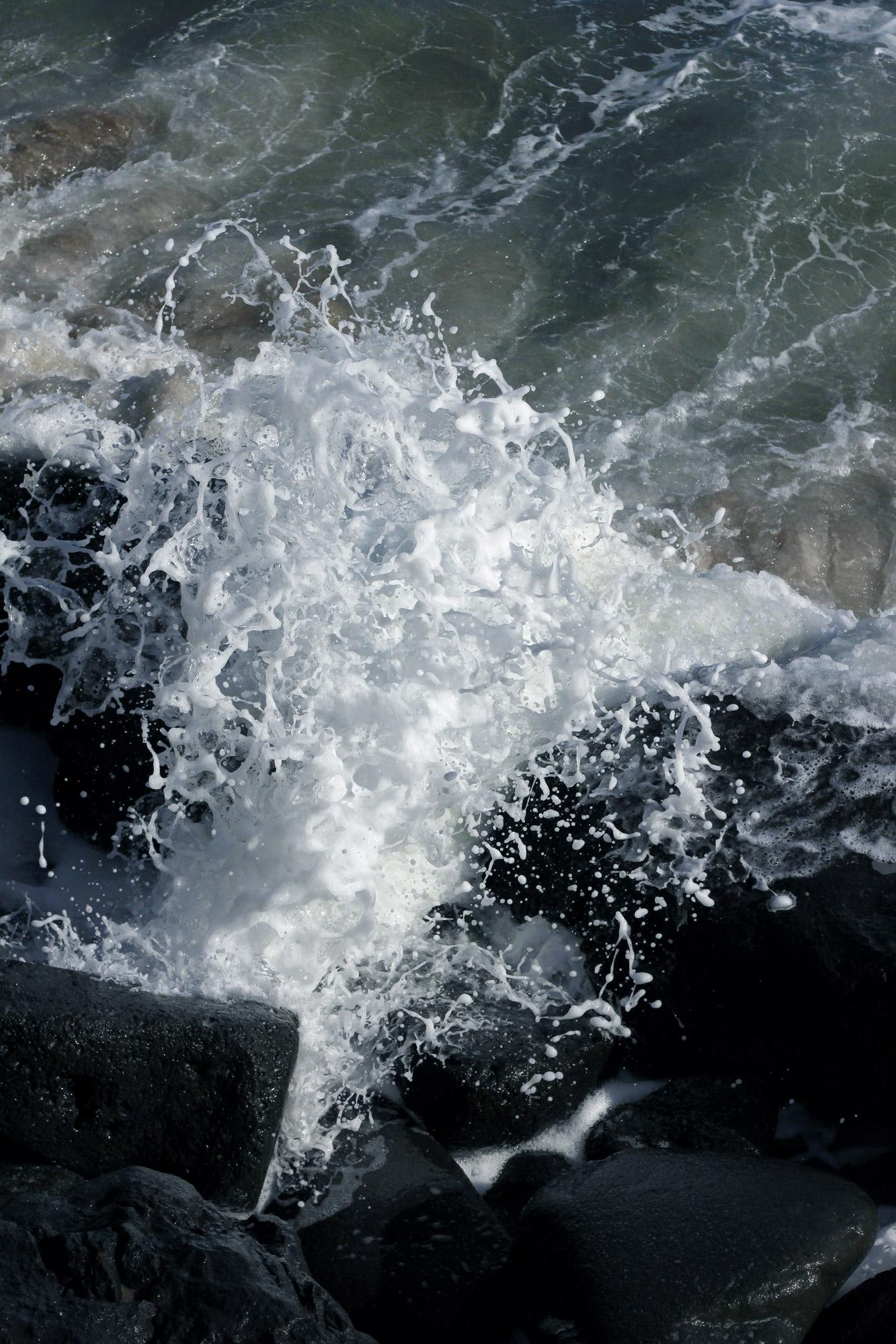 Welle Brandungswelle
