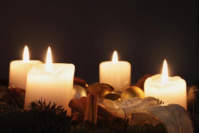 4. Advent - kostenlose Bilder download | Titania Foto